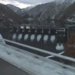 Tsubakihara Dam (StreetView)