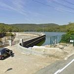 Foix Dam (StreetView)