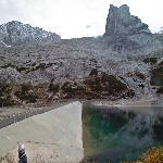 Fedaia Lake Dam (StreetView)