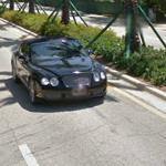 Bentley Continental GTC (StreetView)