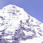 Eiger, Mönch, and Jungfrau (StreetView)