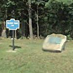 Site of Bloody Pond Battle (StreetView)