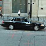 Unmarked NYPD Car (StreetView)