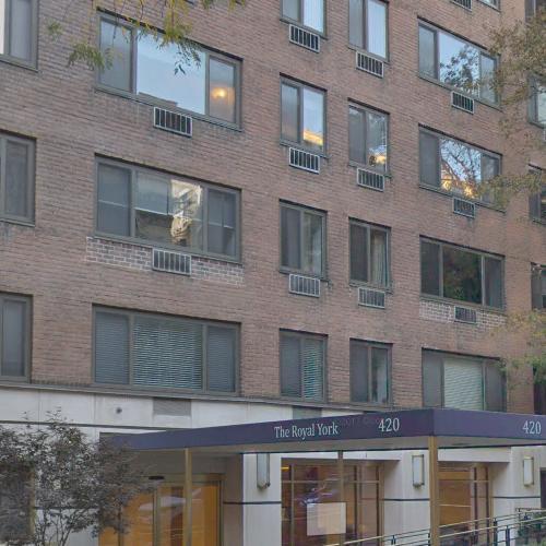 Emma Stone's Apartment (StreetView)