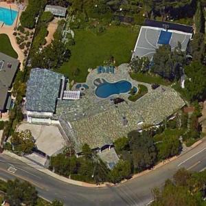 Nick Young & Iggy Azalea's House (Google Maps)