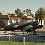 Vought F4U Corsair (StreetView)