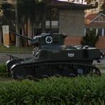 M3 Stuart (StreetView)