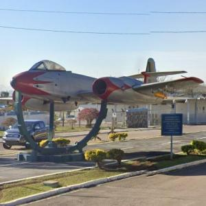 Gloster Meteor F-8 (StreetView)