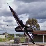 F-104S-ASA Black Color