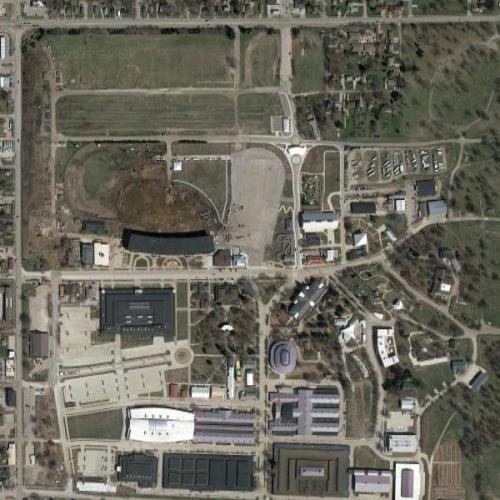 Iowa State Fairgrounds (Google Maps)