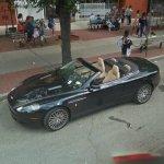 Aston martin db9 Volante (StreetView)
