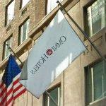 Omni Hotels flag (StreetView)