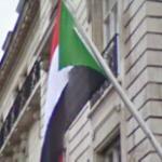 Flag of Sudan (StreetView)