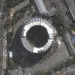 Round building (Google Maps)