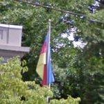 Azerbaijan Flag (StreetView)