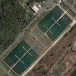 Sao Paulo water treatment plant (Google Maps)