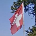 Swiss flag (StreetView)