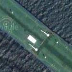 Supertanker at rest (Google Maps)