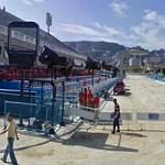 Preparations for the Carnival in Rio (StreetView)