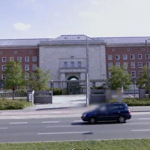 Merrell Barracks (StreetView)