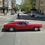Ford Mustang Mach 1 (StreetView)