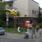 Christoph 31 and ambulance front (StreetView)