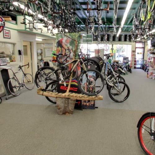Gregg's Cycle Shop (StreetView)