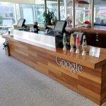 Googleplex Lobby
