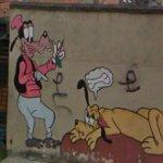 Goofy & Pluto (StreetView)