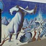 Big wall mural (StreetView)