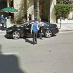 Mercedes-Benz CL500 AMG (StreetView)