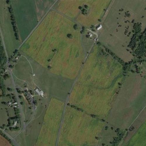 Antietam National Battlefield (Google Maps)