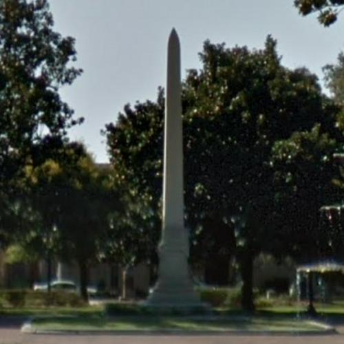 William Dudley Chipley Obelisk (StreetView)