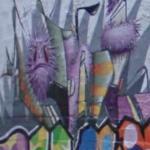 Graffiti wall (StreetView)
