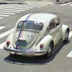 Herbie the Love Bug (StreetView)