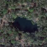 The Cherokee Sink (Google Maps)