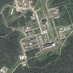 Krasnoyarsk-26 / Zheleznogorsk - Mining and Chemical Combine (Google Maps)