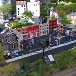 Legoland Billund: Hollywood movie stage