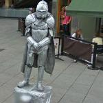 The Iron Knight (StreetView)