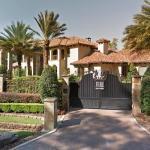 Mario Williams' house