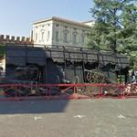 Stage set for the opera Carmen (StreetView)