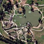 Queen's hamlet in Versailles