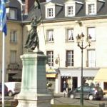 Jeanne d'Arc statue (StreetView)