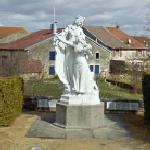 Joan of Arc statue (StreetView)