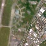 Metz-Frescaty Air Base - Intentionally Altered (Google Maps)