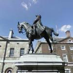 Statue of George,Duke of Cambridge