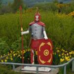 Roman Soldier (StreetView)