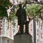 Samuel Tilden statue (StreetView)
