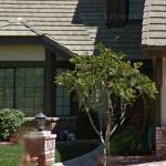 House from the movie Poltergeist (StreetView)