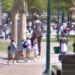 Pierre de Coubertin statue (StreetView)